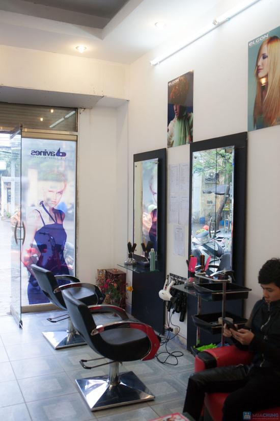 Chọn 1 trong 3 gói: Cắt + Hấp+ Ép/ Uốn/ Nhuộm tại Toàn Hair Salon- Chỉ 285.000 đ - 8