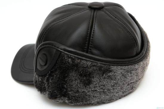 Mũ da tai lông cho người lớn, chỉ 155.000đ - 4
