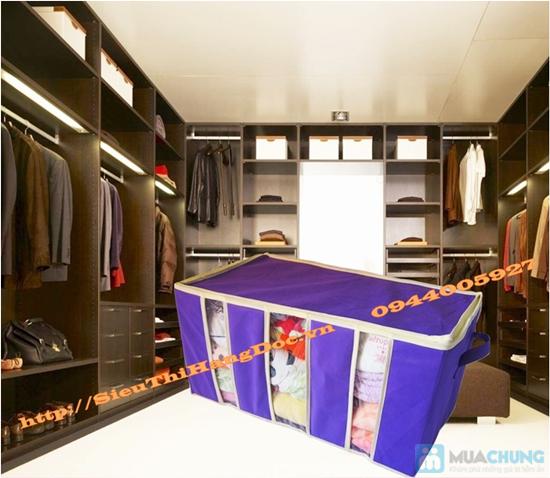 Tiết kiệm không gian với túi vải 3 ngăn tiện lợi - Chỉ 78.000đ/01 chiếc - 7
