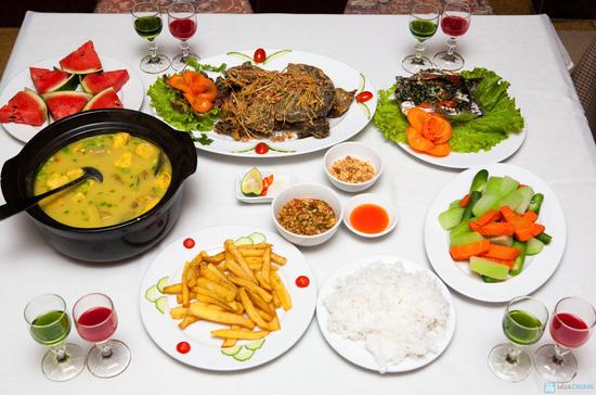 Set ăn ba ba tại Nhà hàng Phù Đổng Thiên Vương - 1
