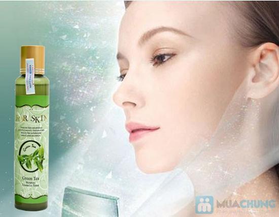 Nước tone chiết xuất trà xanh và rau sam For Skin - Chỉ với 261.000đ - 1