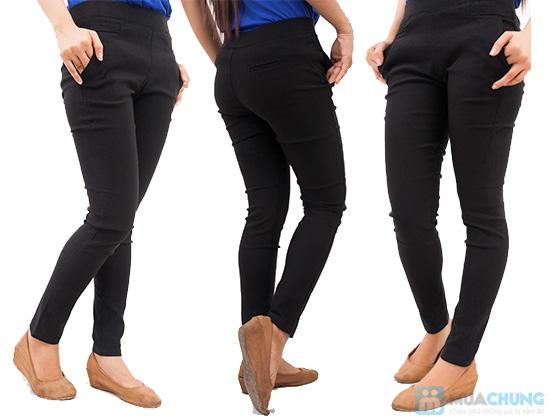 Quần skinny thun thời trang dành cho bạn gái - Chỉ 105.000đ/ 01 chiếc - 3