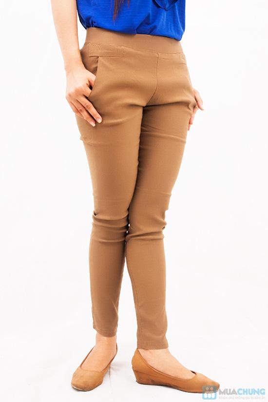 Quần skinny thun thời trang dành cho bạn gái - Chỉ 105.000đ/ 01 chiếc - 4