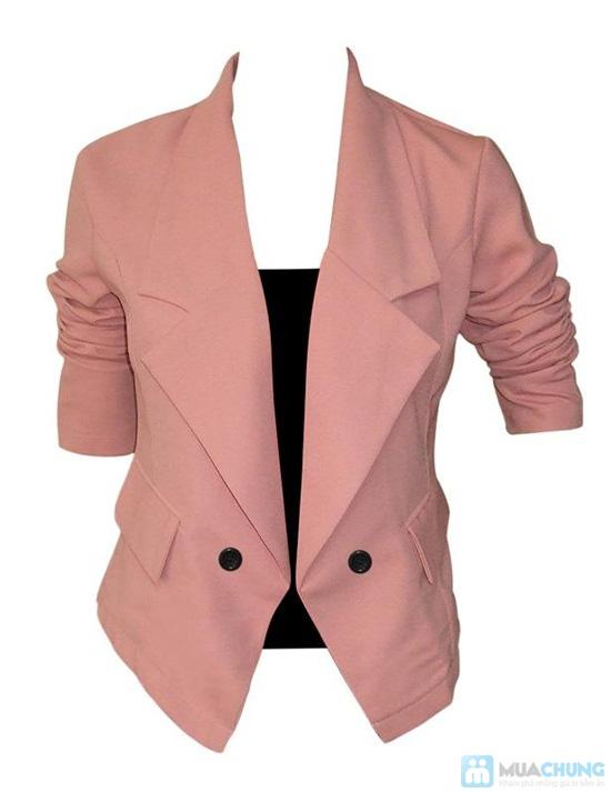 Áo khoác giả vest sang trọng cho nữ - Chỉ 140.000đ/01 chiếc - 12