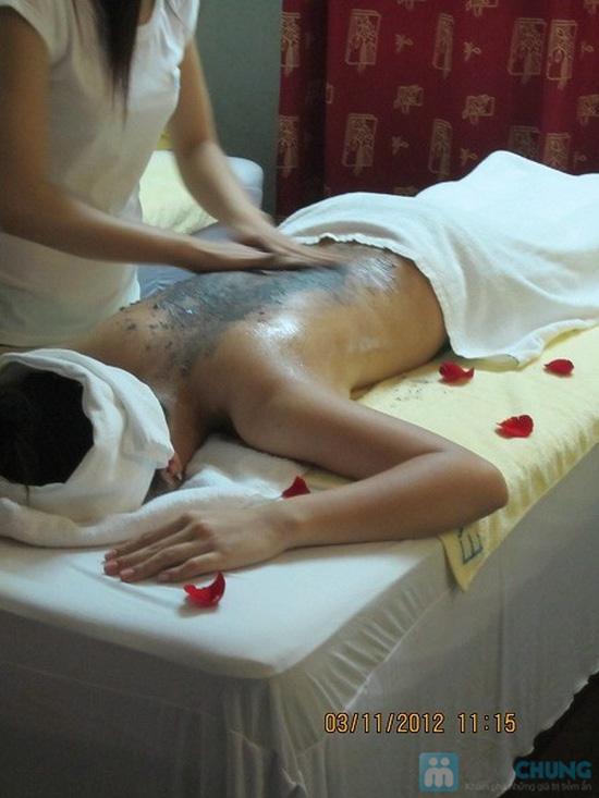 Thư giãn tinh thần với dich vụ massage body đá nóng hoặc massage body tinh dầu gừng tại Eva Spa - Chỉ 90.000đ - 13