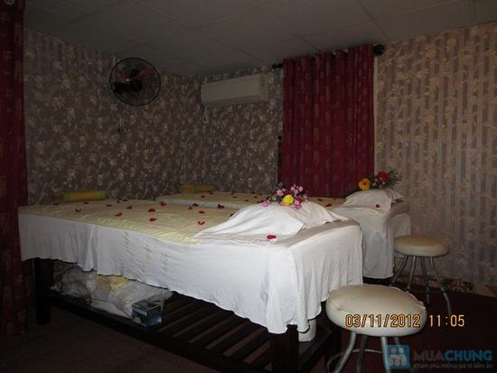 Thư giãn tinh thần với dich vụ massage body đá nóng hoặc massage body tinh dầu gừng tại Eva Spa - Chỉ 90.000đ - 7