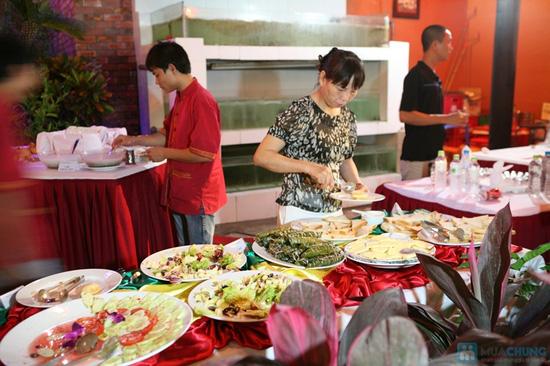Buffet tại nhà hàng Hoàng Việt - 3