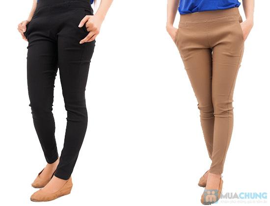 Quần skinny thun thời trang dành cho bạn gái - Chỉ 105.000đ/ 01 chiếc - 7