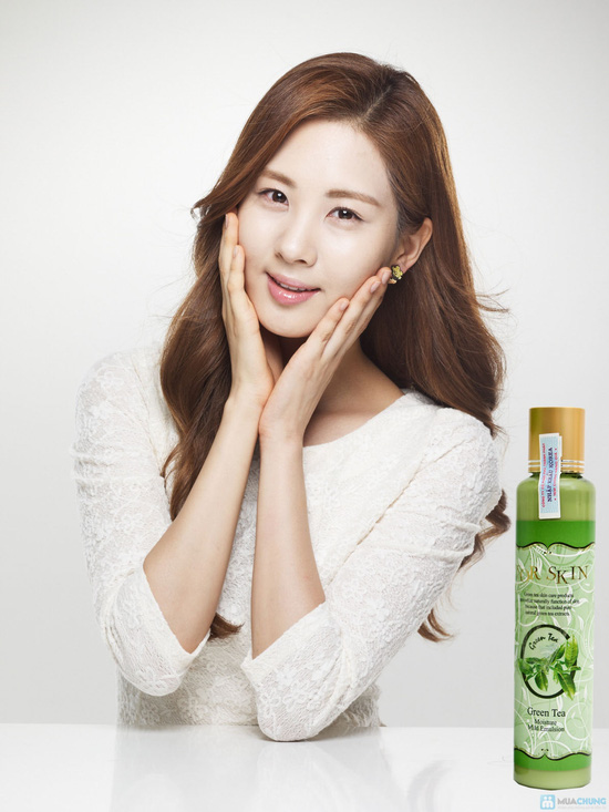 Kem ngày trắng da trà xanh For Skin Hàn Quốc - Chỉ với 261.000đ - 6