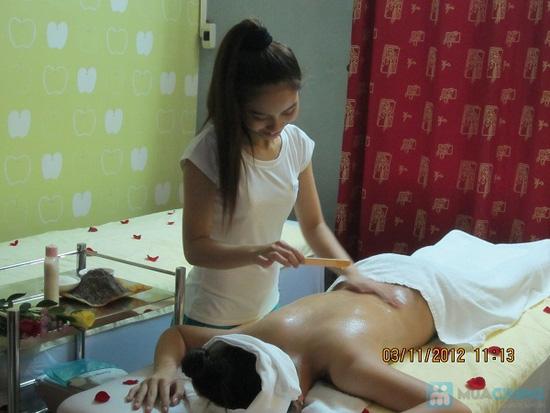 Thư giãn tinh thần với dich vụ massage body đá nóng hoặc massage body tinh dầu gừng tại Eva Spa - Chỉ 90.000đ - 10