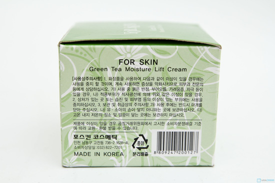 Kem dng m ngn nga np nhn For Skin - Ch vi 358.000 - 3