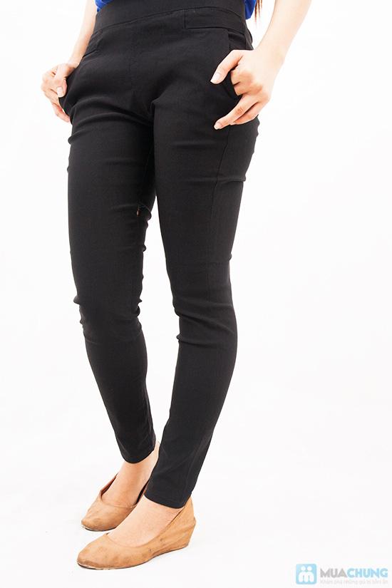 Quần skinny thun thời trang dành cho bạn gái - Chỉ 105.000đ/ 01 chiếc - 5