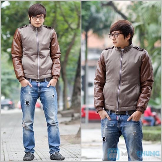 Voucher mua áo khoác, áo vest nam cá tính - 4