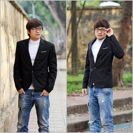 Voucher mua áo khoác, áo vest nam cá tính - 3
