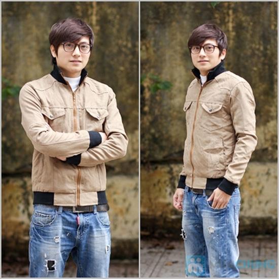 Voucher mua áo khoác, áo vest nam cá tính - 9