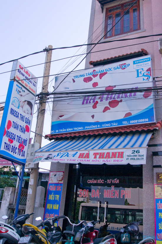 Chăm sóc da mặt dành cho nữ tại Spa Hà Thanh - Chỉ 100.000đ - 5