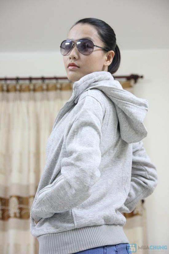Áo khoác nữ, chất liệu nỉ giúp chống nắng và giữ ấm hiệu quả - Chỉ 99.000đ/chiếc - 8