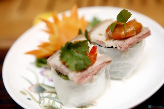 Món ăn đậm đà xứ Huế tại Nhà hàng Trăng Vĩ Dạ - 11