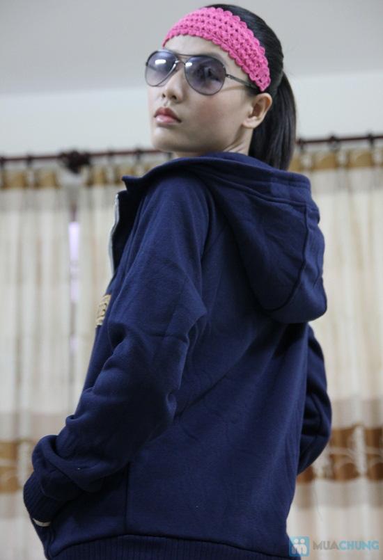 Áo khoác nữ, chất liệu nỉ giúp chống nắng và giữ ấm hiệu quả - Chỉ 99.000đ/chiếc - 5