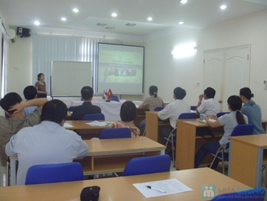 Chương trình lớp ôn thi cao học của hệ thống trung tâm Tân Minh Trí - Chỉ 4.300.000đ - 3