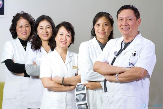 Voucher khám sức khỏe tại Phòng khám Đa khoa Bảo Sơn - Chỉ với 250.000đ được phiếu 500.000đ - 12
