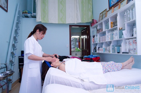 Chăm sóc da mặt dành cho nữ tại Spa Hà Thanh - Chỉ 100.000đ - 2