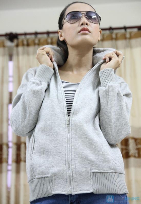Áo khoác nữ, chất liệu nỉ giúp chống nắng và giữ ấm hiệu quả - Chỉ 99.000đ/chiếc - 6