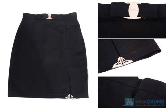 Chân váy xẻ nẹp sắt - Chỉ 95.000đ/01 chiếc - 4