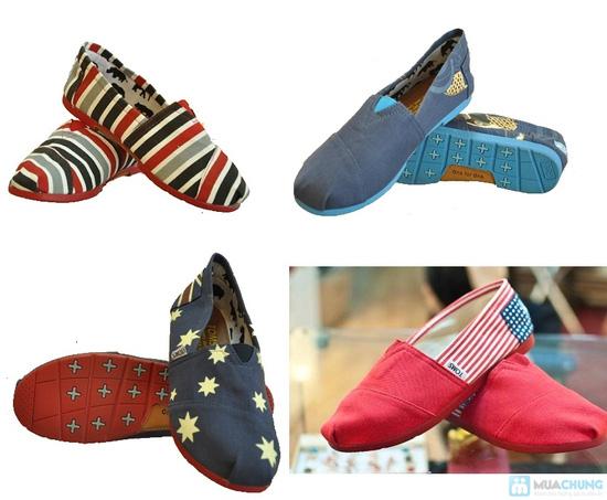 Cá tính cùng những đôi giày Vải dành cho cả nam và nữ - Chỉ 169.000đ/01 đôi - 3