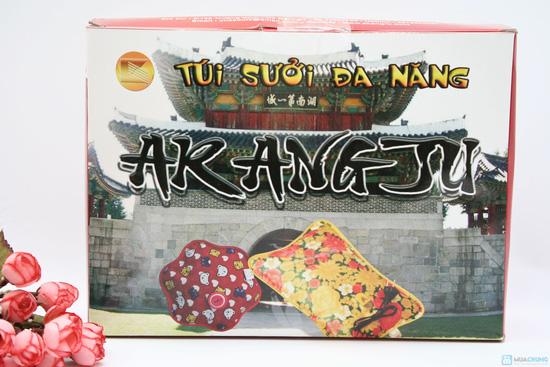Túi sưởi đa năng Akangju loại trung 23cm x 33cm - Hàng Việt Nam chất lượng cao - Chỉ với 95.000đ - 1