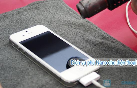 Dịch vụ Phủ Nano chống trầy xước, thấm nước cho điện thoại - Chỉ 49.000đ - 5