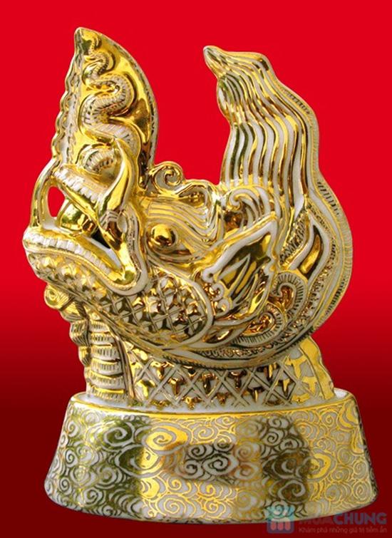 Voucher mua quà tặng sang trọng bằng gốm sứ vẽ vàng ròng tại Haidoco - chỉ với 100.000đ - 4