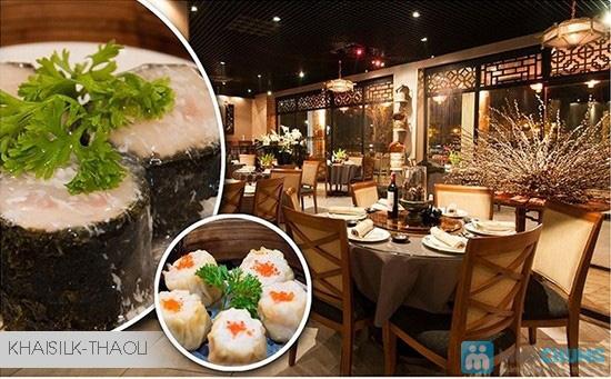 Buffet trưa Dimsum tại nhà hàng Trung Hoa Thaoli - Chỉ 255.000đ/01 người - 2