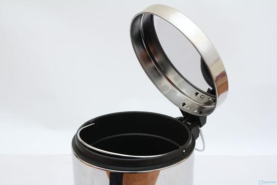 Thùng rác Inox 5Lit - Hàng nhập khẩu - 5