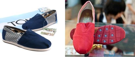 Cá tính cùng những đôi giày Vải dành cho cả nam và nữ - Chỉ 169.000đ/01 đôi - 5