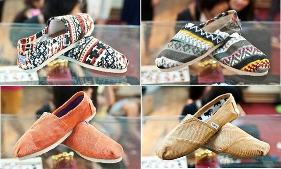 Cá tính cùng những đôi giày Vải dành cho cả nam và nữ - Chỉ 169.000đ/01 đôi - 2
