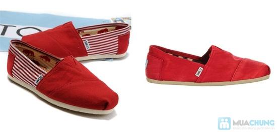 Cá tính cùng những đôi giày Vải dành cho cả nam và nữ - Chỉ 169.000đ/01 đôi - 4