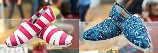 Cá tính cùng những đôi giày Vải dành cho cả nam và nữ - Chỉ 169.000đ/01 đôi - 8