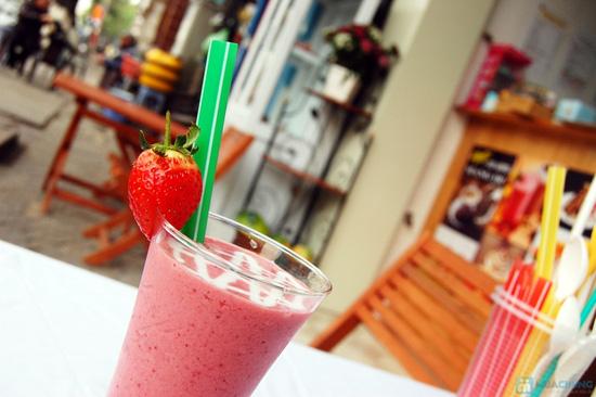 Voucher đồ uống và đồ ăn nhẹ tại Cafe Pronto - chỉ 40.000đ - 15