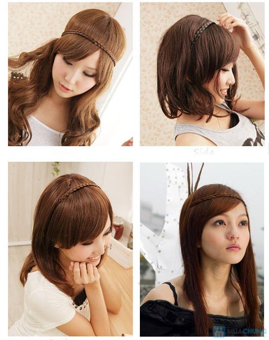 Combo 2 băng đô bím tóc cho bạn gái - Chỉ 48.000đ - 3