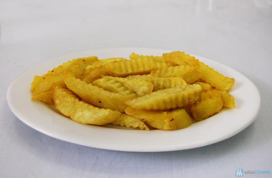 Set ăn Lẩu Cá Hồi đặc biệt cho 4 người tại Nhà hàng chả cá Hà Nội - Chỉ 249.000đ - 2