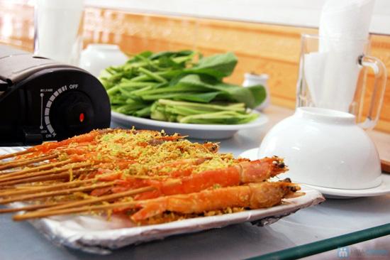 Set ăn Lẩu Cá Hồi đặc biệt cho 4 người tại Nhà hàng chả cá Hà Nội - Chỉ 249.000đ - 12