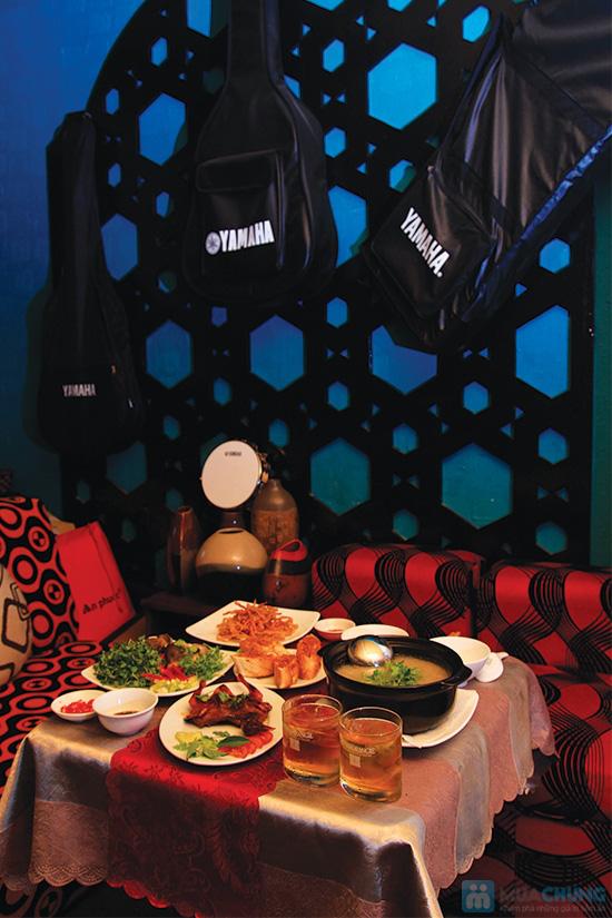 Set ăn hấp dẫn dành cho 02 người tại Nhà hàng Khúc Thụy Du - Chỉ 195.000đ - 1