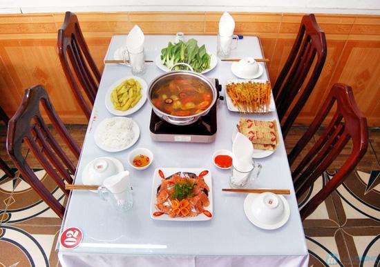 Set ăn Lẩu Cá Hồi đặc biệt cho 4 người tại Nhà hàng chả cá Hà Nội - Chỉ 249.000đ - 9