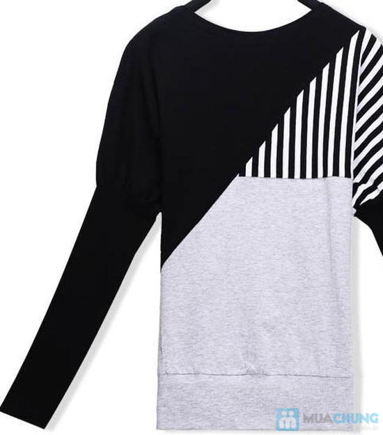 Áo thun sọc Mix Color, Màu sắc trẻ trung, thiết kế ấn tượng - Chỉ 105.000đ/ 01 chiếc - 8
