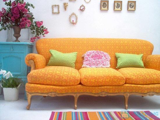 Gối thêu tựa sofa đẹp mắt, sang trọng - Chỉ với 85.000đ - 3