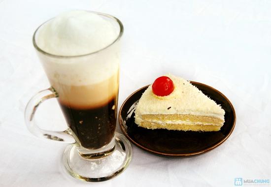 Voucher đồ uống và đồ ăn nhẹ tại Cafe Pronto - chỉ 40.000đ - 2