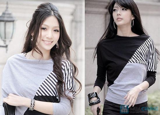 Áo thun sọc Mix Color, Màu sắc trẻ trung, thiết kế ấn tượng - Chỉ 105.000đ/ 01 chiếc - 11