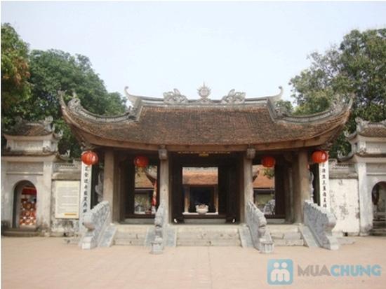 Du xuân về nguồn với Trung tâm phật giáo - Chùa Vĩnh Nghiêm, Đền lăng Thủy tổ Kinh Dương Vương và kinh đô Phật giáo Bắc Ninh. Chỉ 310.000đ - 6