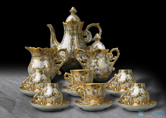 Voucher mua sứ mỹ thuật cao cấp vẽ vàng ròng bằng tay 100% tại Haidoco - chỉ với 100.000đ - 8